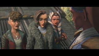 "Star Wars: The Clone Wars   ""Deal No Deal"" Clip   Disney+"