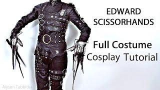 Edward Scissorhands Costume Guide - Cosplay Tutorial