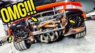 Here's Why My Fast & Furious Lamborghini WON'T START (FIXED!) & Found MORE HIDDEN SECRETS!