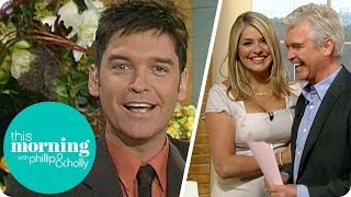Holly and Phillip Look Back at Their Very First This Morning Appearances | This Morning