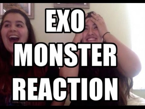 EXO(엑소) MONSTER MV REACTION