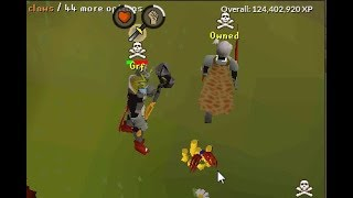 Smiting PKers For BANK in Max Strength