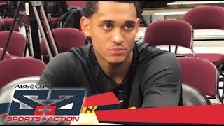 Jordan Clarkson one-on-one interview with TJ | NBA Finals All-Access | Sports and Action Exclusives