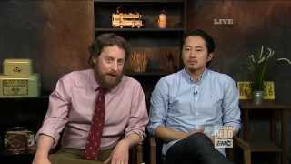Talking Dead - Scott M. Gimple's reaction on speculation