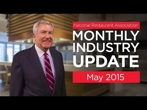 The National Restaurant Association's Hudson Riehle provides an update on the latest Restaurant Performance Index and other economic indicators. Visit https://www.restaurant.org/research for all the latest restaurant industry news and insights.