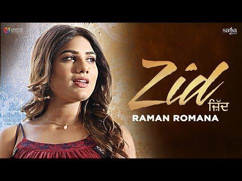 Zid (Full Song) Raman Romana - Vinder Nathu Majra