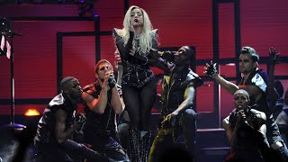 Lady GaGa - IHeartRadio Music Festival 2011 (Full Concert) HD