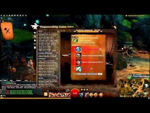 Guild Wars  Sunrise Crafting Guide