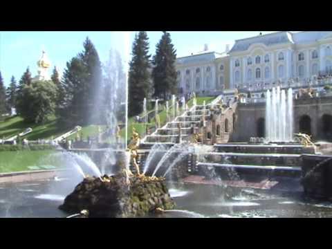 Grand Cascade at Peterhof