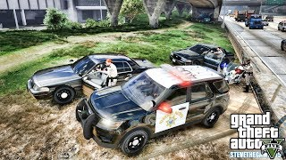 GTA 5 MODS LSPDFR 1072 - CHP EXPLORER!!! (GTA 5 REAL LIFE PC MOD)