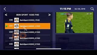 تجربة سيرفر نوفا NOVA iPTV على الهاتف وقت ضغط المباريات الهامة