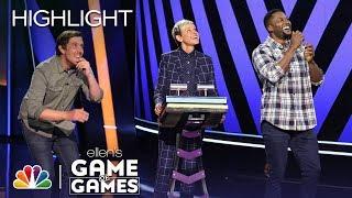 Season 2, Episode 5: You Bet Your Wife - Ellen's Game of Games (Episode Highlight)