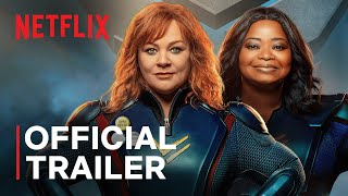 Thunder Force | Melissa McCarthy and Octavia Spencer | Official Trailer | Netflix