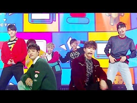 《Debut Stage》 VICTON (빅톤) - I'm fine (아무렇지 않은 척) @인기가요 Inkigayo 20161113