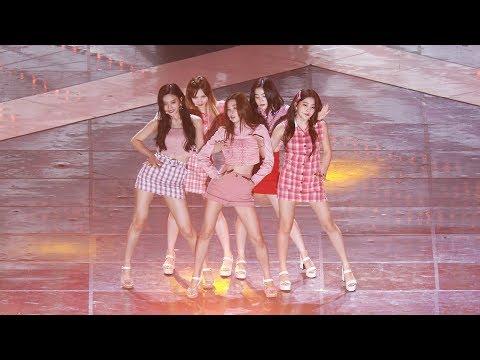 170909 레드벨벳(Red Velvet) - 빨간맛 (Red Flavor) [INK CONCERT] 4K 직캠 by 비몽