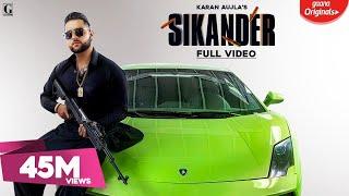 Sikander Title Track – Karan Aujla – Sikander 2
