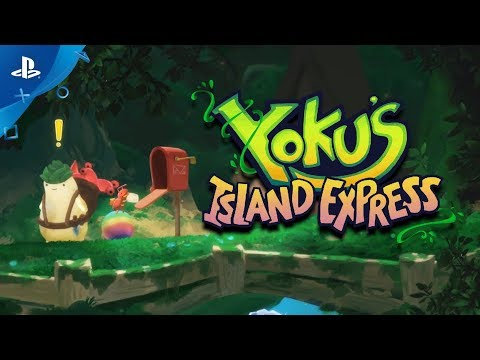 Yoku's Island Express Video Screenshot 1