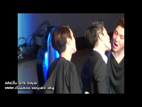 121020 Super Junior 7th FanParty Game (1)