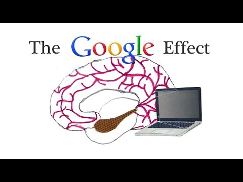 Is Google Killing Your Memory?