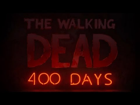 The Walking Dead 400 Days Gameplay DLC (Bonnie) Part 1 Walkthrough Playthrough Let's Play - Smashpipe Games