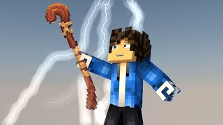 Lightning Staff In Minecraft 1.11 With Command Blocks (Tutorial)
