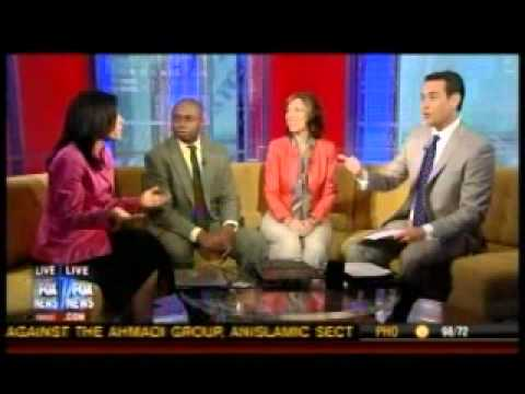 Jami Floyd on Fox and Friends May 282010