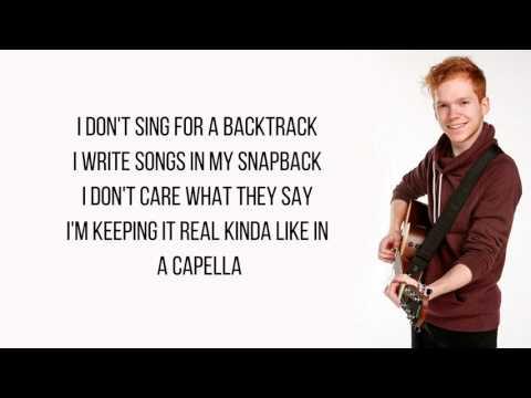 Chase Goehring - A Capella / Lyrics