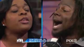 That's my home...No other man should be there! | The Maury Show