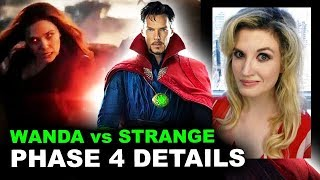 Doctor Strange Multiverse of Madness & Wanda Vision BREAKDOWN