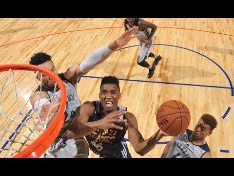 Memphis Grizzlies vs Utah Jazz