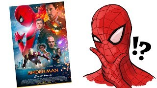 What Went Wrong? #1 - Spiderman Homecoming poster
