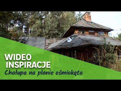 Chałupa na planie ośmiokąta (wideo)