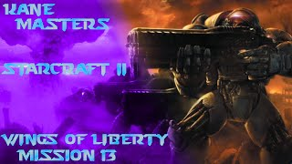Starcraft II: Wings of Liberty Mission 13 - A Sinister Turn