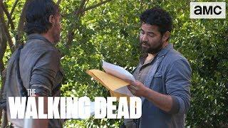 'Spotlight on Morales' Featurette Ep. 803 | The Walking Dead