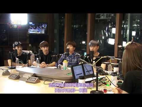 140816 偶像本色CRADIO GOT7 (JB Mark BamBam Youngjae Yugyeom)