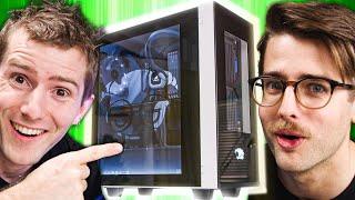 The SUPER CLEAN PC Build