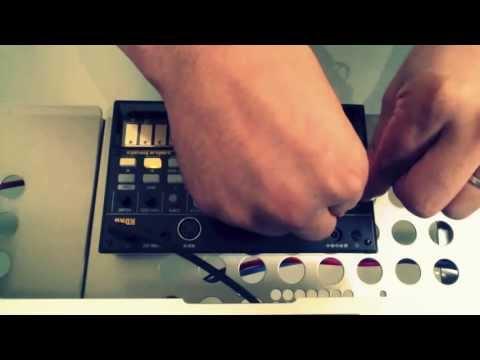 Korg Volca Beats Minimal Test2