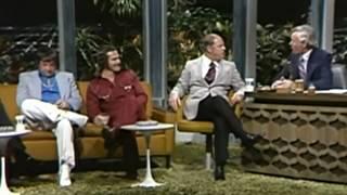 Don Rickles on Carson w/ Burt Reynolds 1972