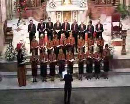 Villancicos Coro San Alfonso