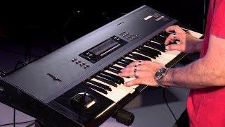 Korg M1 Synthesizer: Famous Sounds