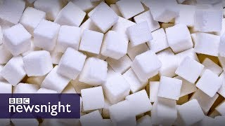 Are rules on advertising sugar to children being enforced? – BBC Newsnight