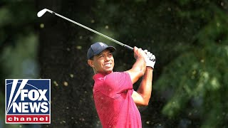 ESPN host slams Tiger Woods' 'respect' the presidency remark
