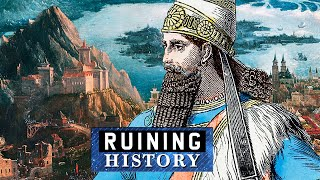 The Deceitful Imposter King Of Persia
