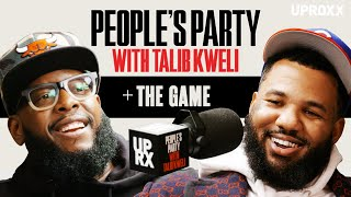 Talib Kweli And The Game Talk Gang Life, 50 Cent, Meek Mill, Nipsey Hussle & LeBron | People's Party