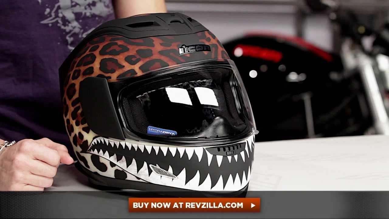 Icon Airframe Sauvetage Helmet Review At Revzilla Com