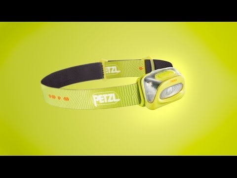 Petzl ZIPKA (YELLOW)