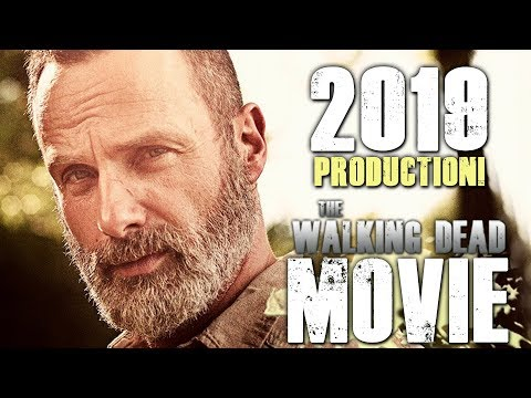 New The Walking Dead Movie Details! - 2019 Production!
