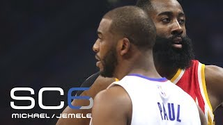Can Chris Paul And James Harden Co-Exist On Rockets? | SC6 | June 28, 2017
