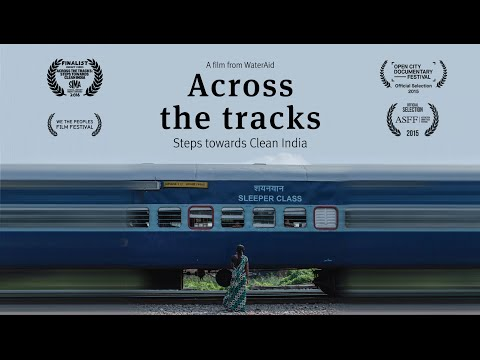 Across the Tracks: Steps towards Clean India