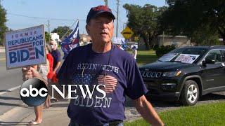 Republicans, Democrats campaign in central Florida retirement community The Villages | ABC News